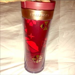 Accessories - New Starbucks tumbler